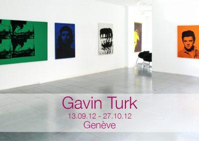 20121027 Gavin Turk