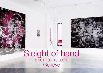 20100313 Sleight of hand