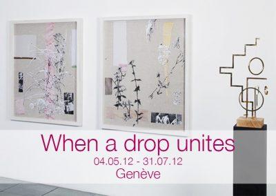 20120731 When a drop unites