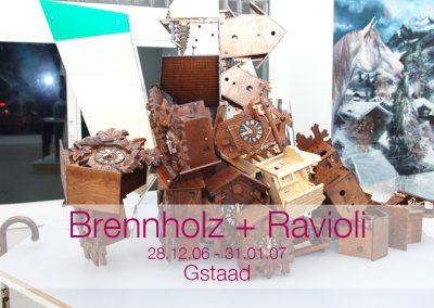 20070131 Brennholz + Ravioli