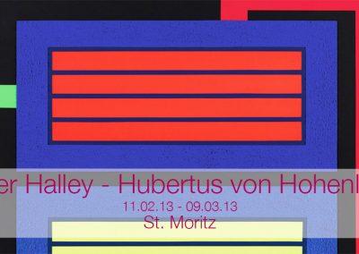 20130309 Peter Halley – Hubertus von Hohenlohe